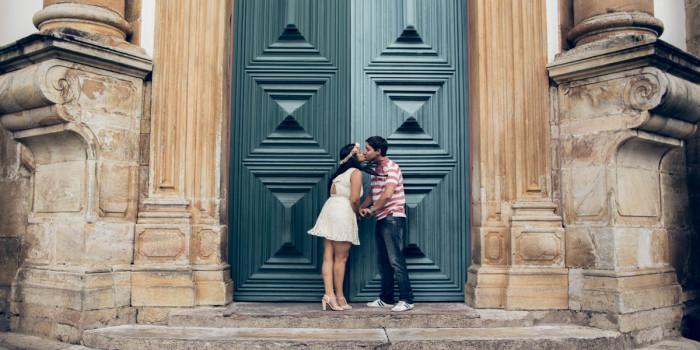 Pre-wedding Ananda e Gustavo | Ouro Preto - MG