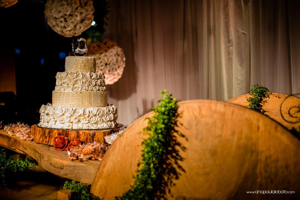 decoração casamento country