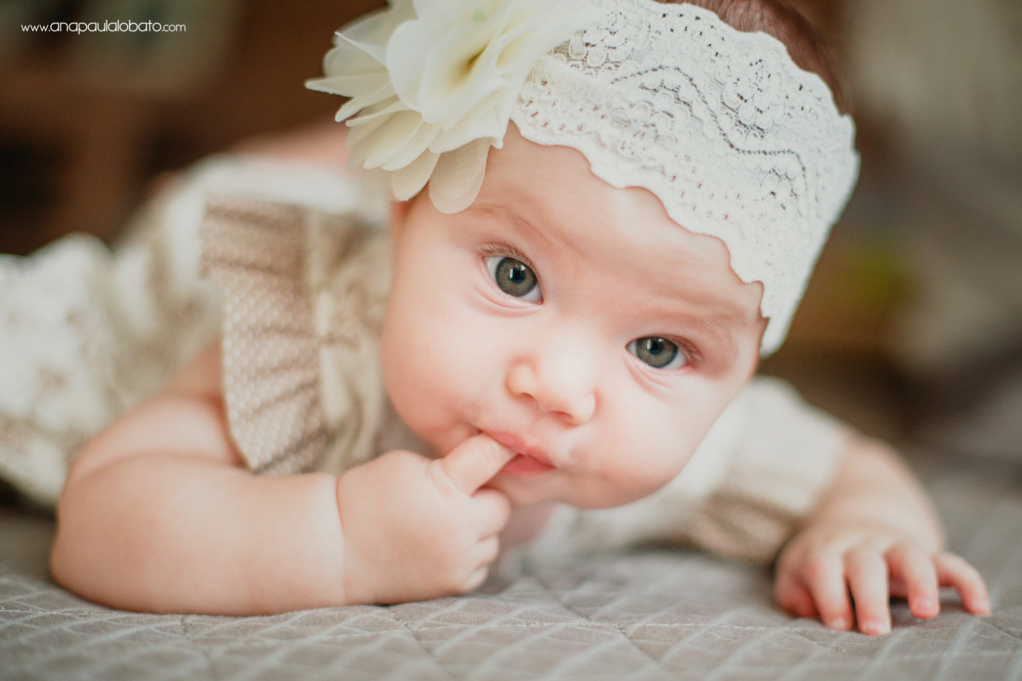 small baby photography