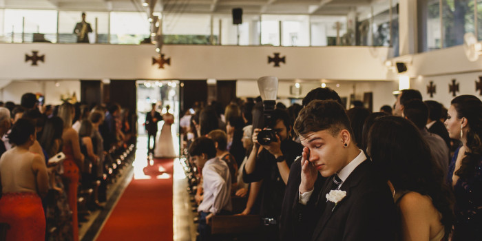 Casamento Poliana e Paulo Henrique | Vespasiano - MG