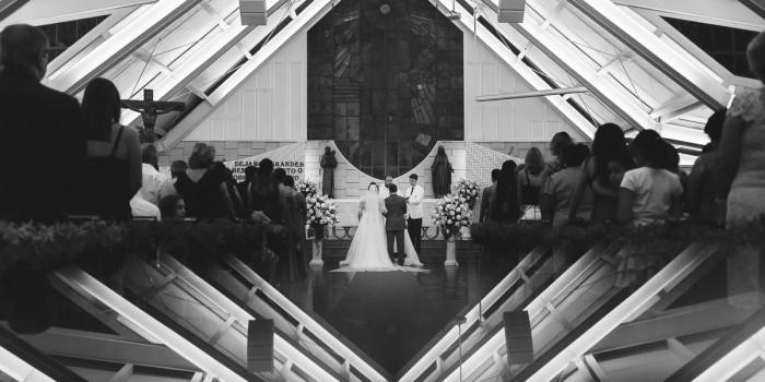 Casamento Ana e Romney | Belo Horizonte - MG