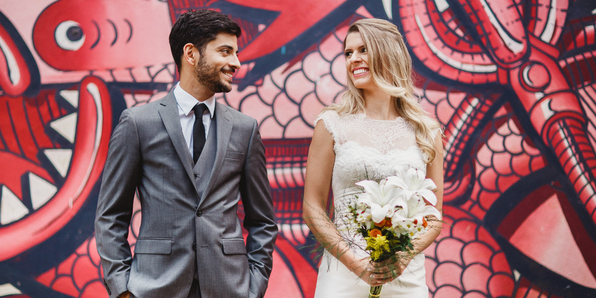 Pos-wedding Joana e Marcel | São Paulo - SP