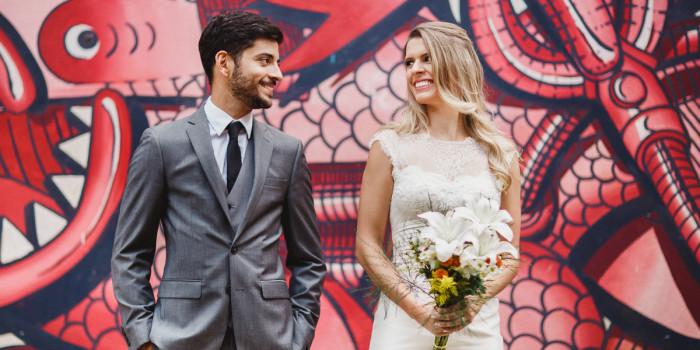 Pos-wedding Joana e Marcel   São Paulo - SP