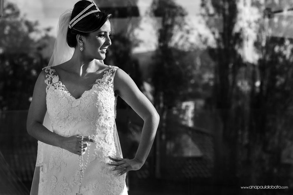 Noiva se prepara para seu casamento árabe no Brasil