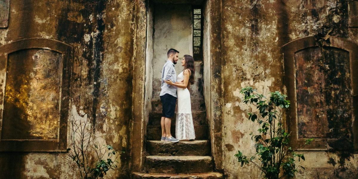 Pre-wedding Leticia e Pedro | Ouro Preto - MG