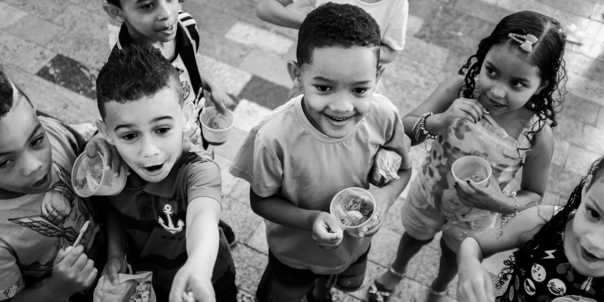 Dia das crianças solidário - Lar Dorcas