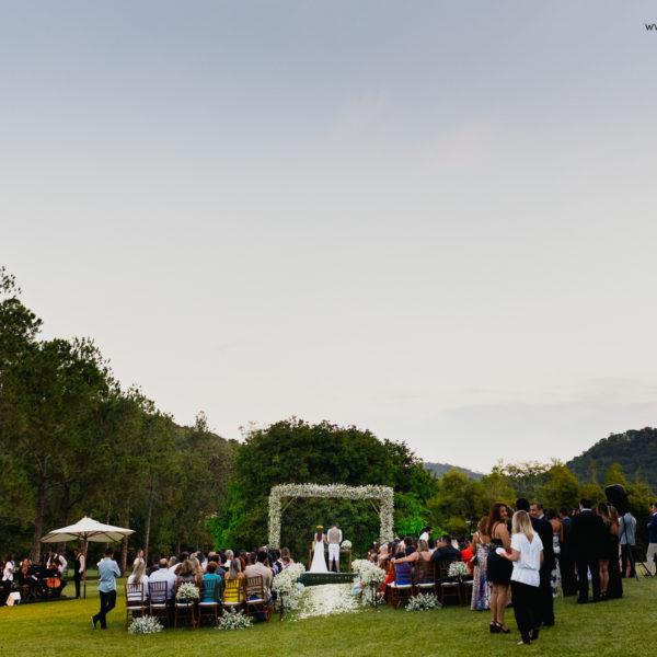 Casamento Bella e Leandro | Sitio Bodocó - MG