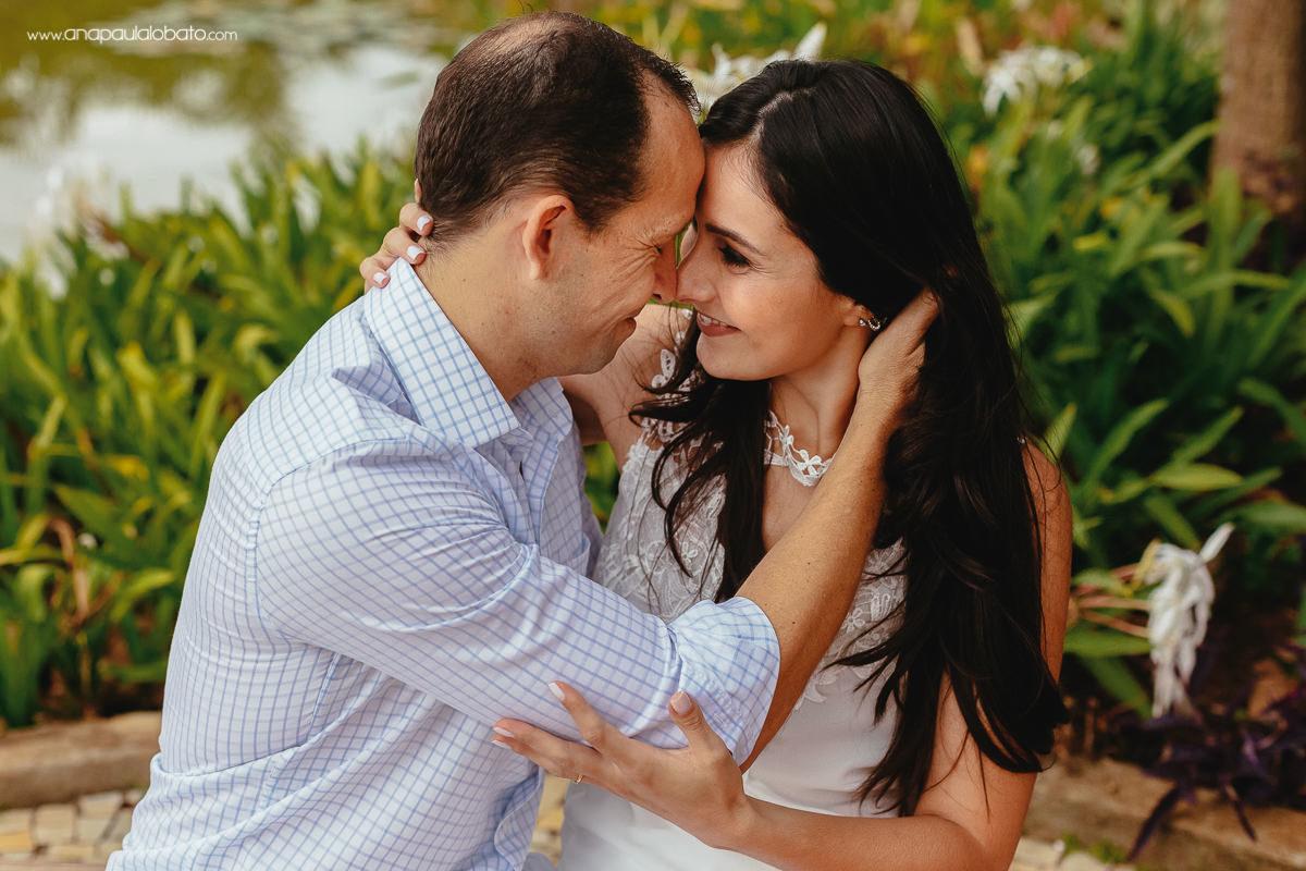 foto romântica pre wedding