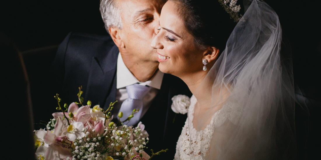 despedida pai noiva