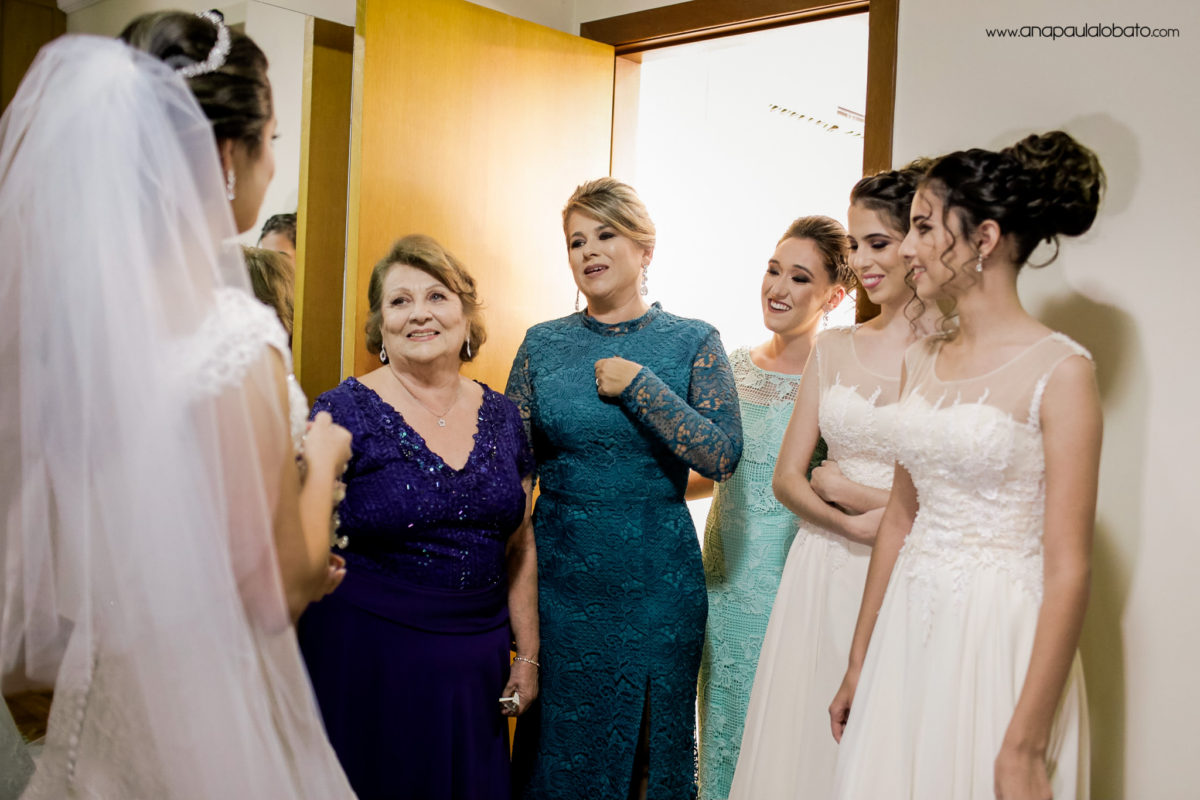 primeiro olhar noiva