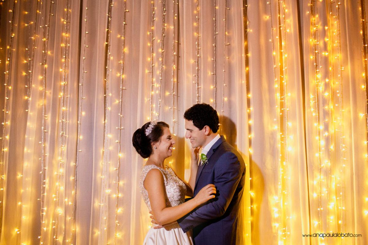 luzinhas no casamento