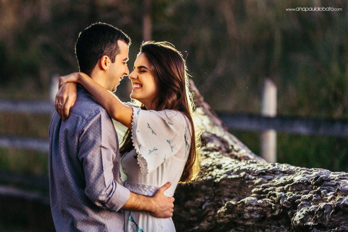pre wedding romântico