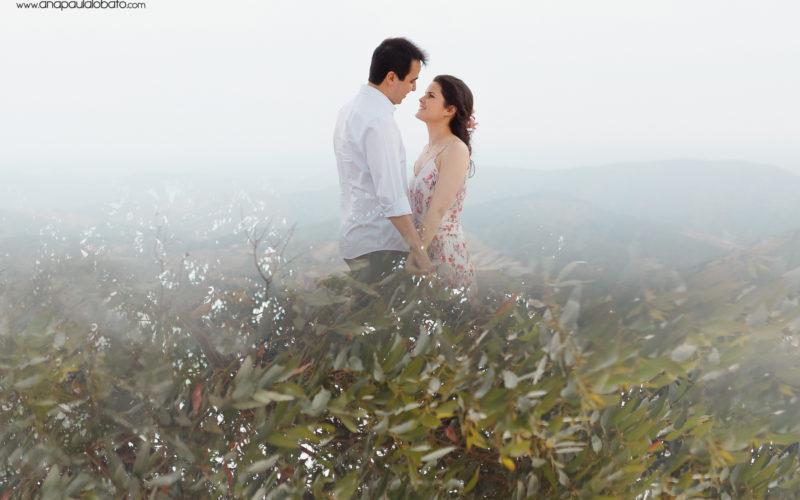 Pre wedding Carol e Caio | Serra da Moeda - MG
