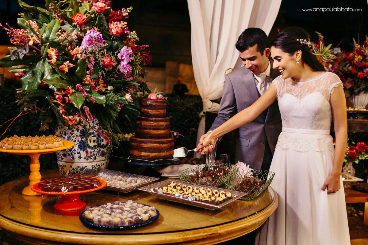 inspiração de casamento no conde restaurante