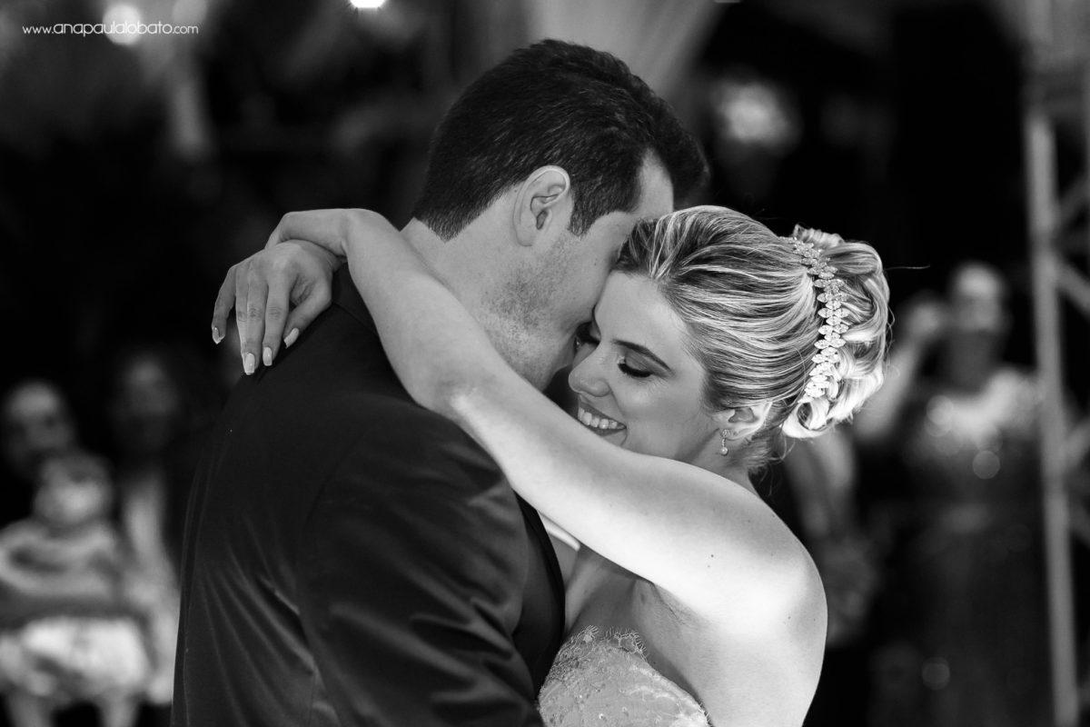 Hochzeit liebender Tanz