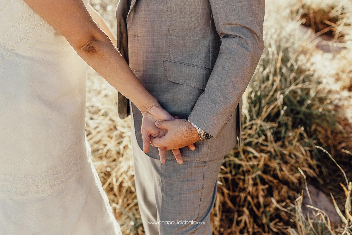 detalhes de um pos casamento na serra do cipo