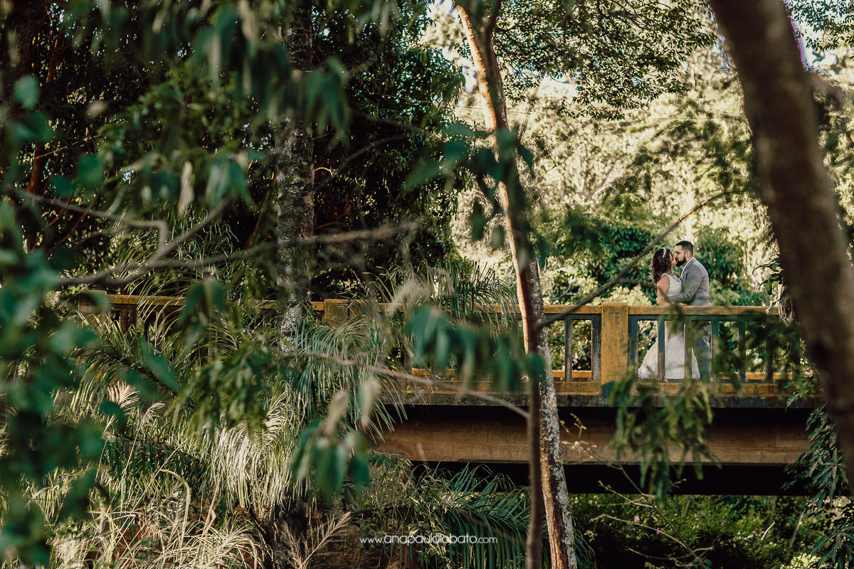 pos wedding na natureza