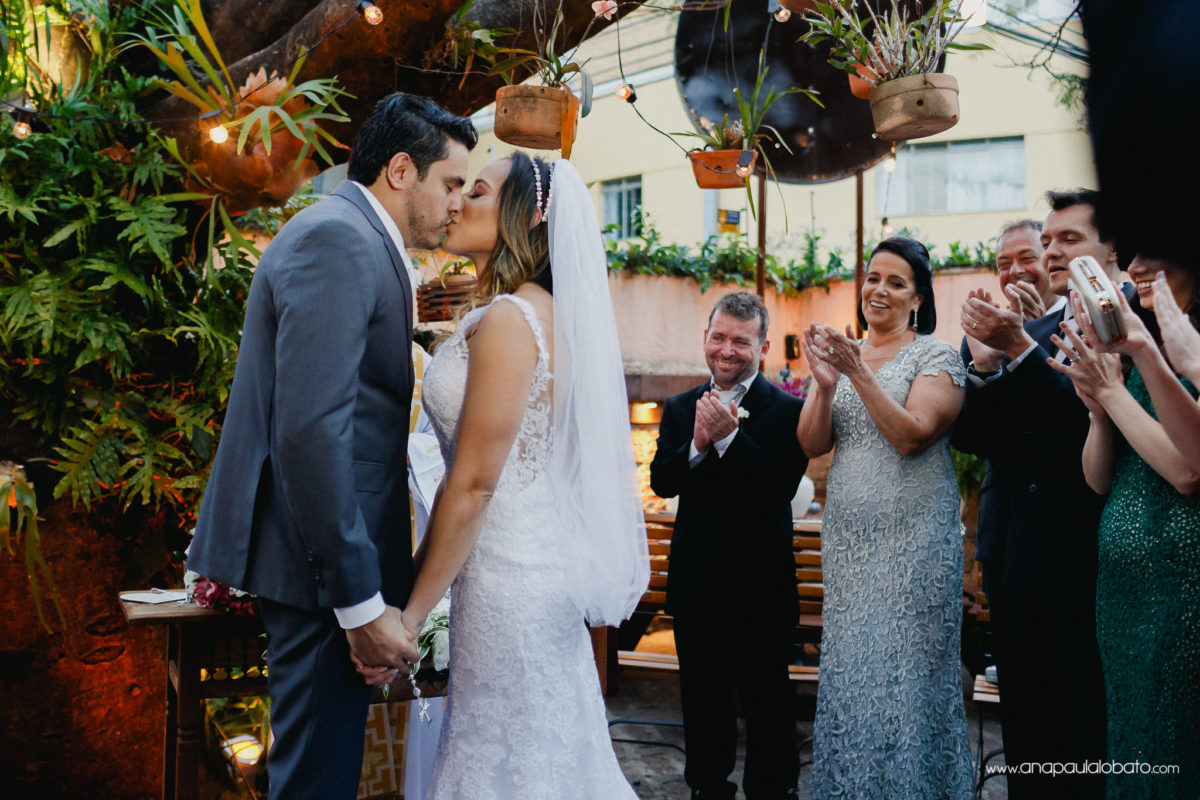 casamento no Pellegrino Restaurante