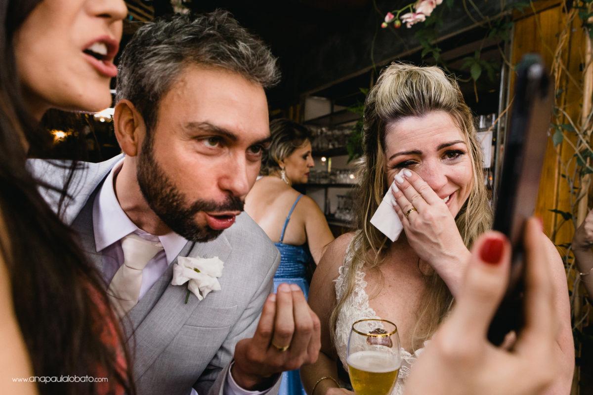 casamento emocionante no restaurante pellegrino