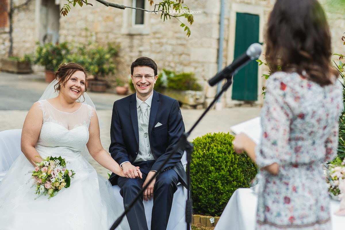 sweet wedding in germany