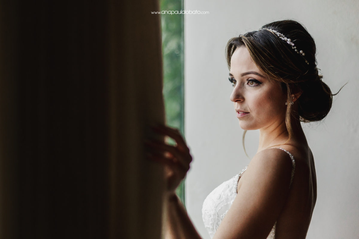 inspiração de make up de noiva