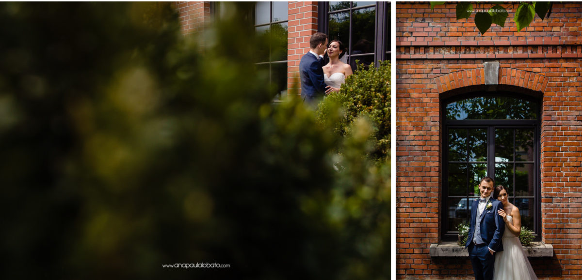 fotos de casamento em Gerber's BrennBar