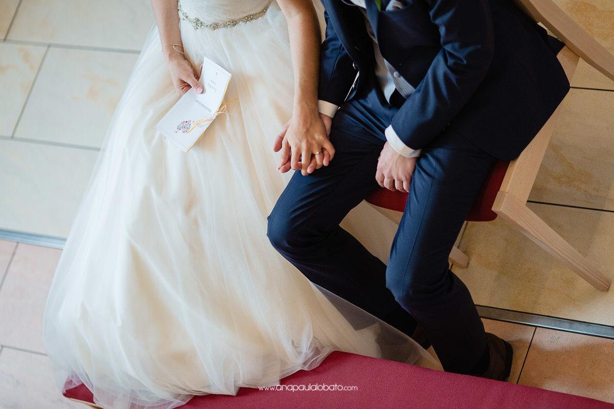 fotografia de casamento na alemanha