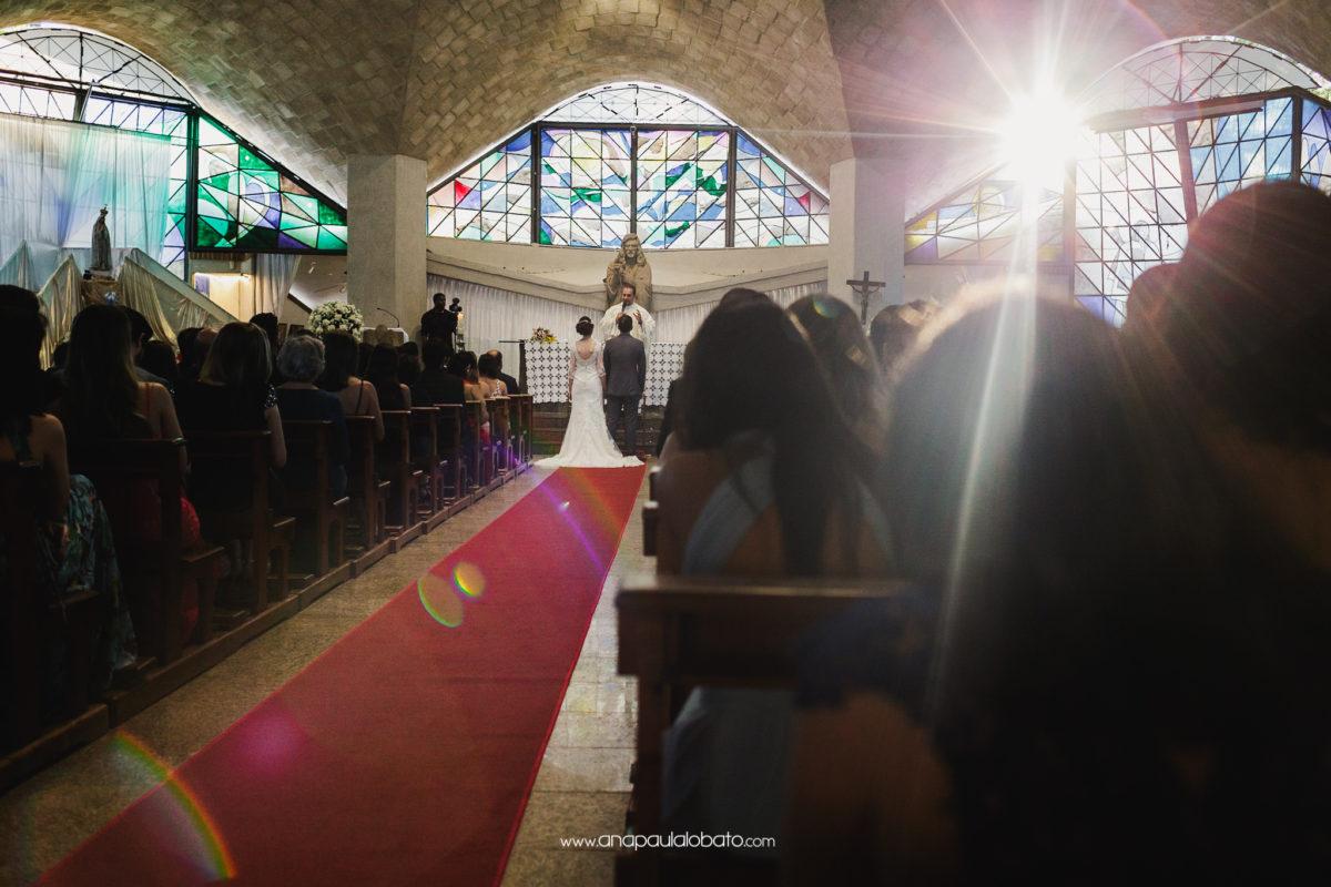 day wedding church