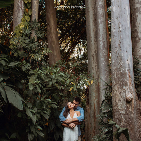 Epic engagement shoot in Brazil