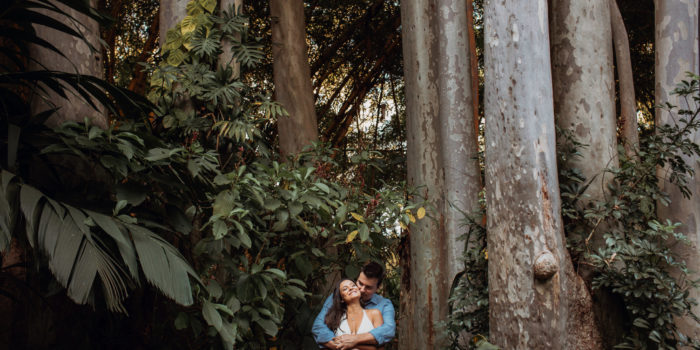 Epic engagement shoot in Brazil