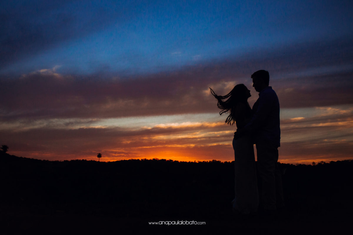 esession no por do sol
