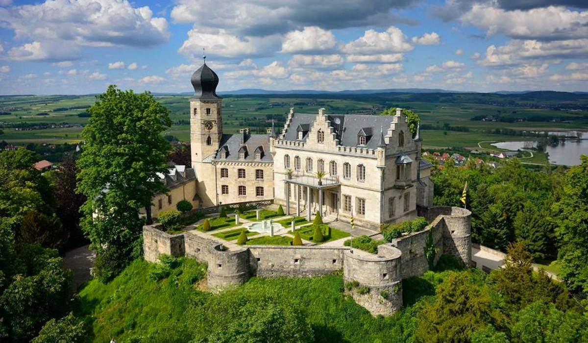 castles to get married in Germany