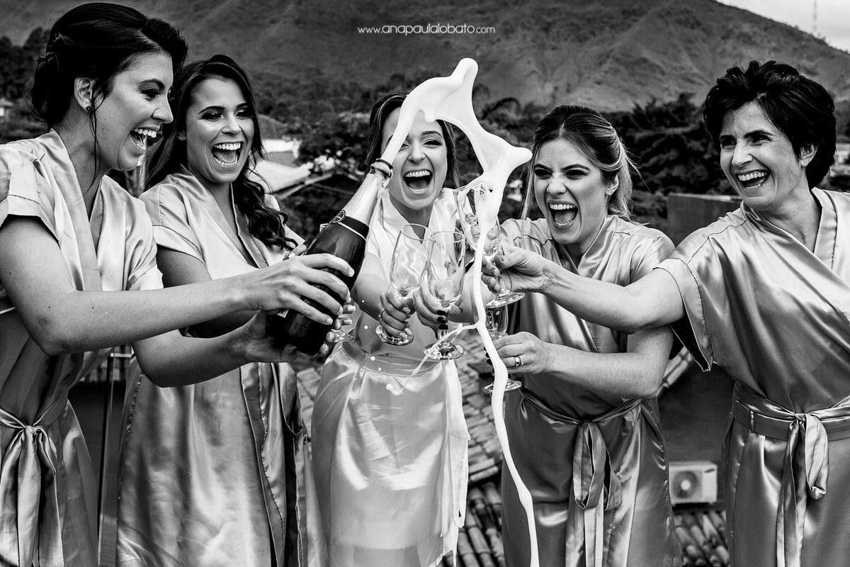 bridesmaid party ideas