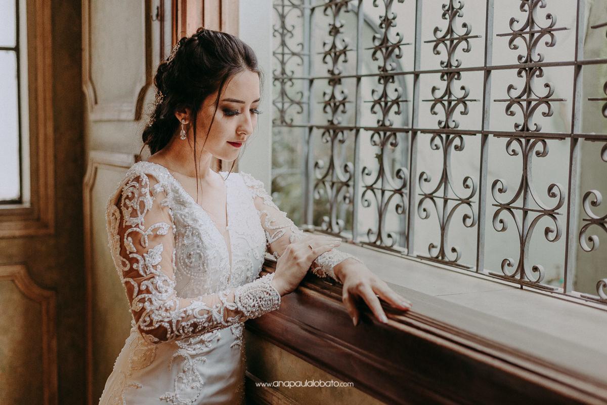 editorial de noiva na casa ateliê