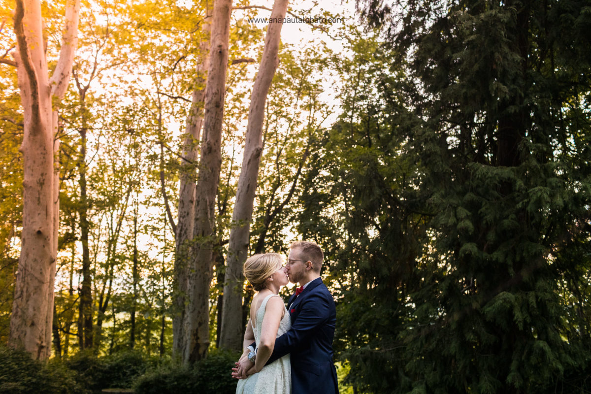 romantic german wedding