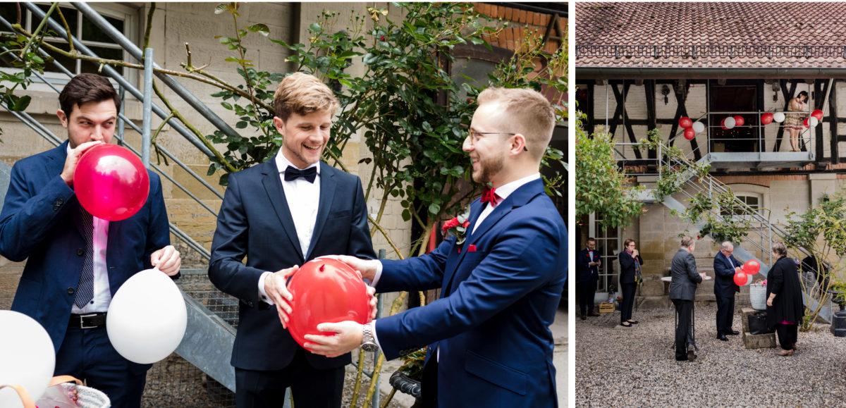 free wedding burg germany