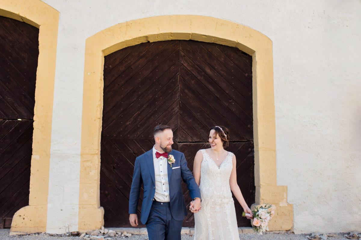 couple shooting in Schloss Ehrenfels