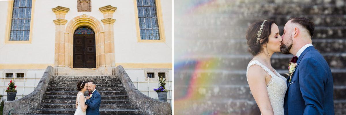 wedding in Schloss Ehrenfels