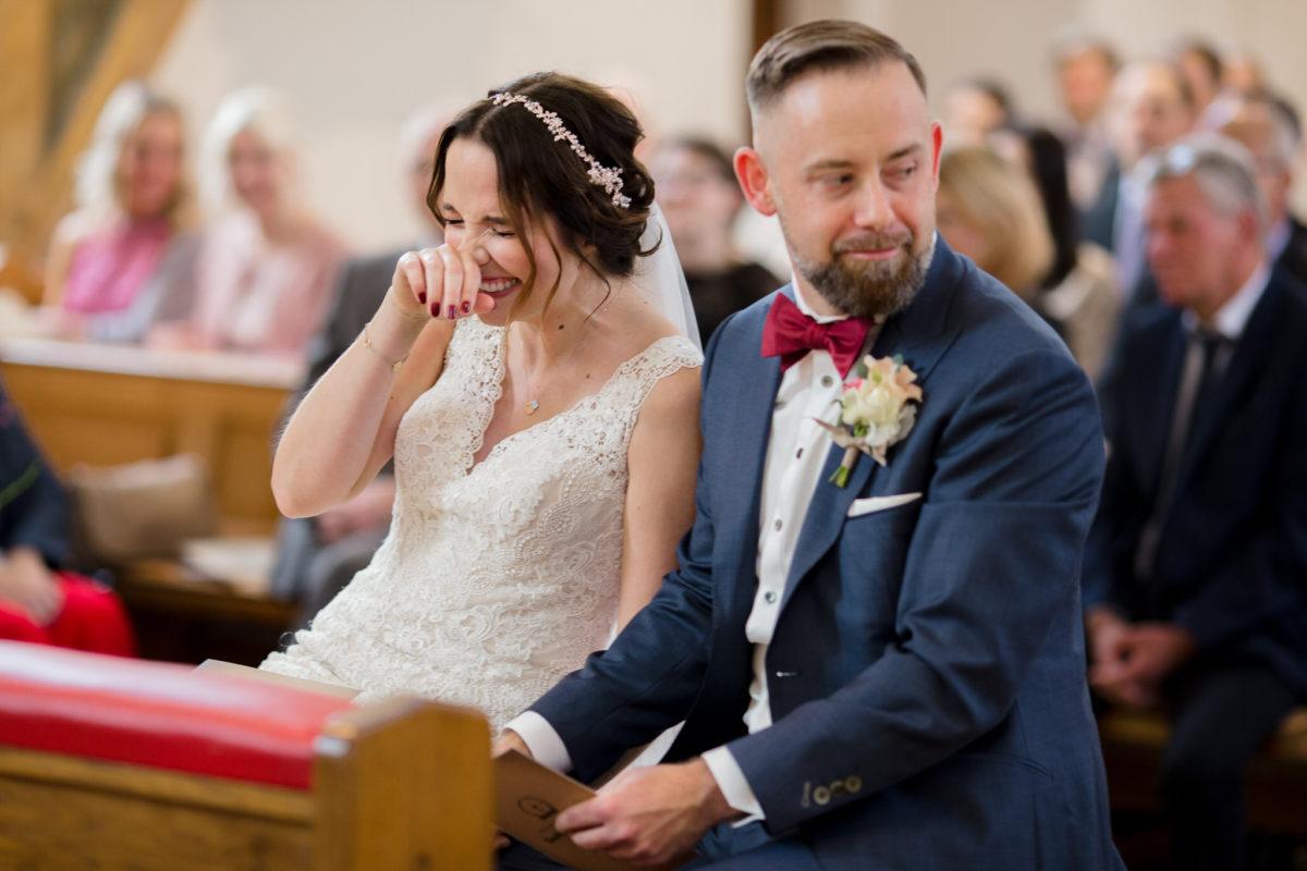 spontane Hochzeitsfotografie in Deutschland