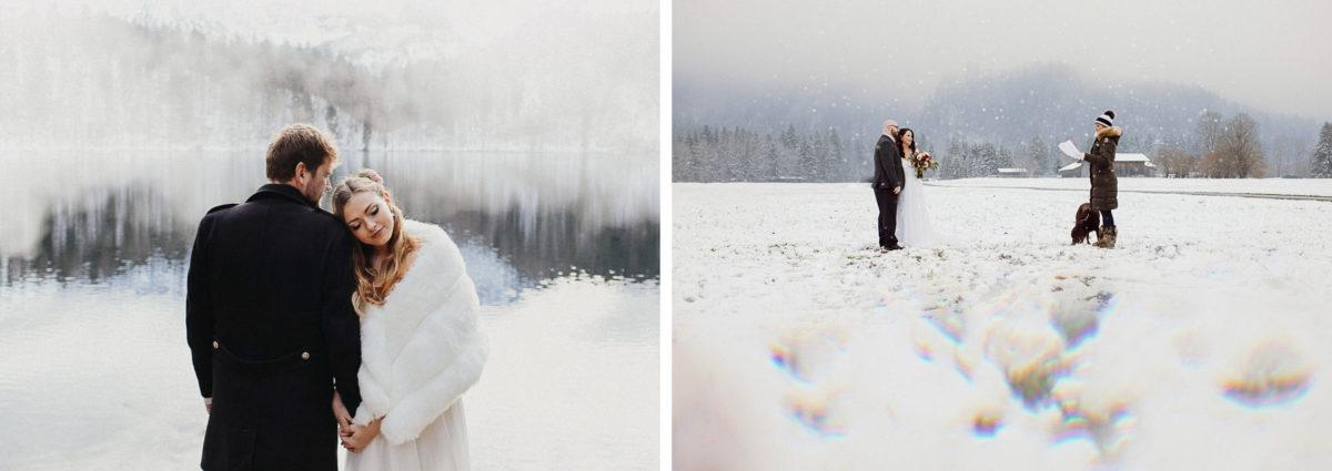 neuschwanstein castle elopement