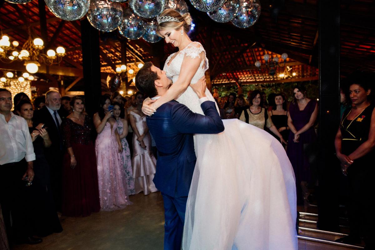 fairy tale wedding dance