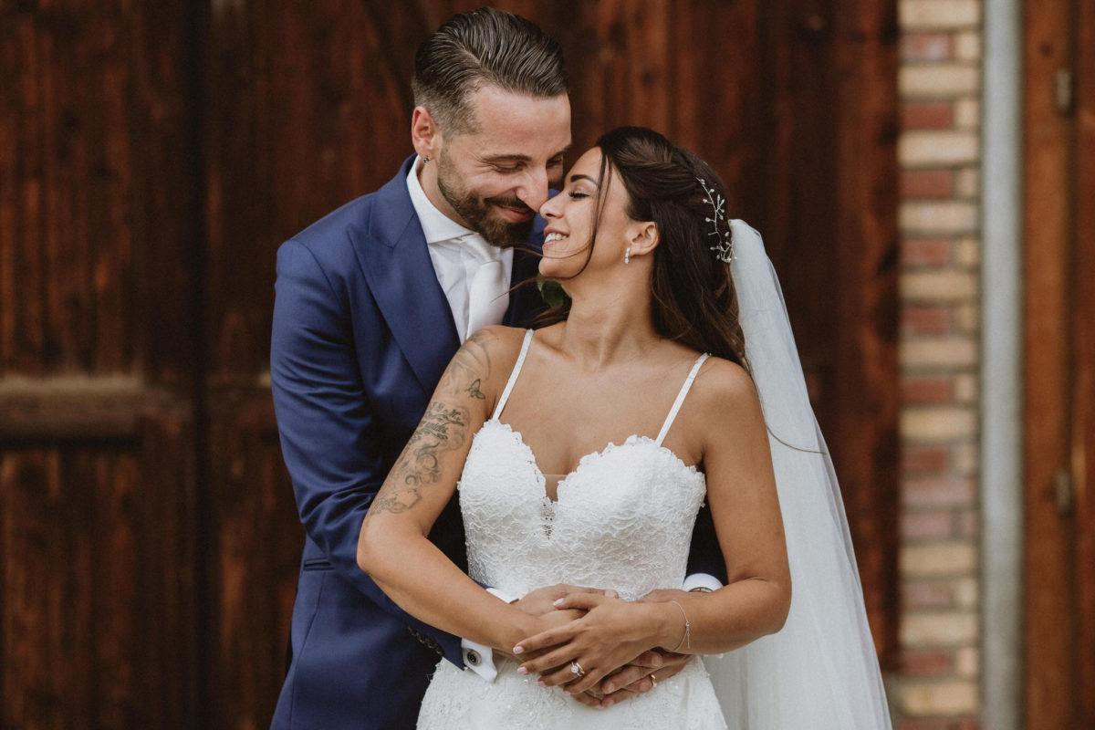 romantic wedding photos in Switzerland