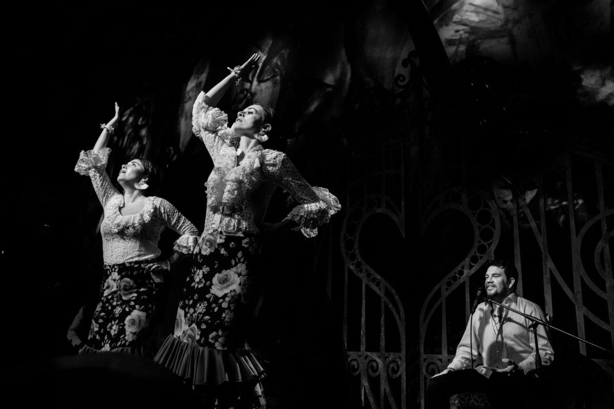 flamenco dance at wedding