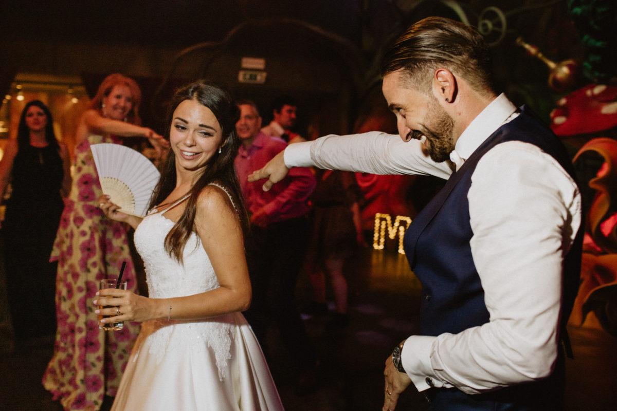 wedding sexy dancers