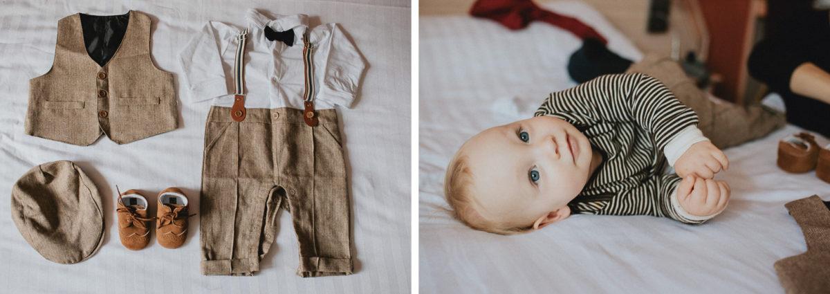 cute baby for wedding